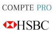 HSBC compte pro en ligne