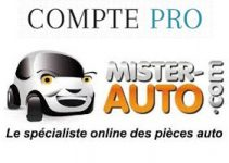 Compte pro Mister auto