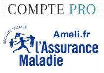 Ameli compte professionnel santé