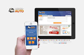 application mobile Mister auto
