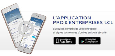 application mobile lcl