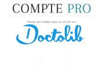 créer compte Doctolib pro