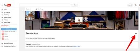 Bienvenue sur ma chaine Youtube