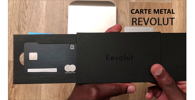 ma carte metal revolut