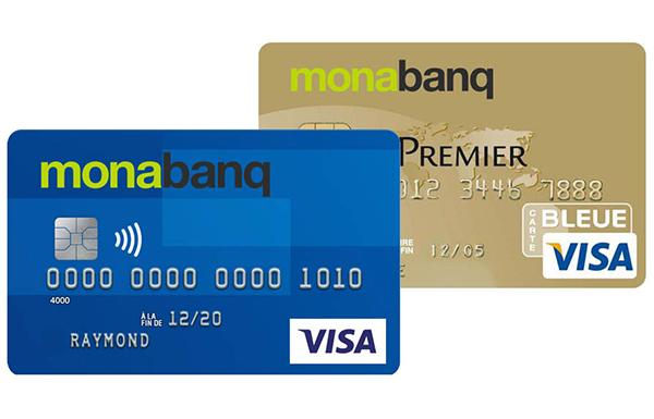 cartes bancaires monbanq pro