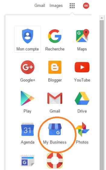 creation compte google+ entreprise