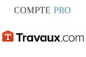Travaux.com espace pro