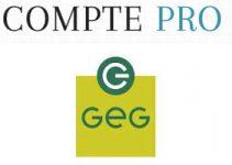GEG pro espace client