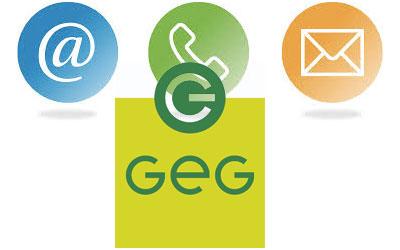 Contact service client GEG