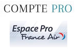 l'espace pro France Air